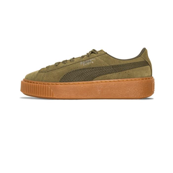 Basket Puma Suede Platform - Ref. 365109-03