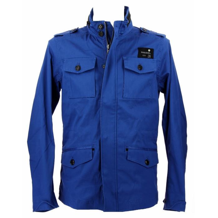 Blouson Diesel Jontyr (Bleu)