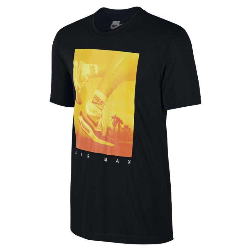 Tee shirt Nike Air Max Photo 613099 010 DownTownStock.Com