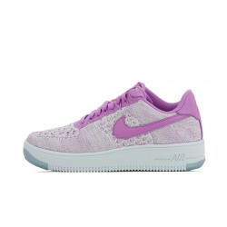 Basket Nike Air Force 1 Flyknit Low - 820256-500