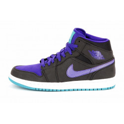 Basket Nike Air Jordan 1 Mid - Ref. 554724-015