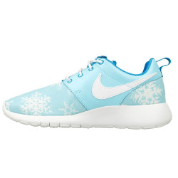 Basket Nike Roshe One Print Snowflake Junior - Ref. 677784-401