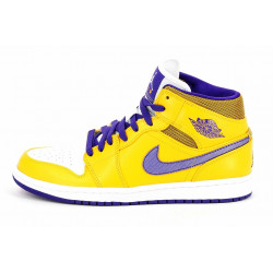 Basket Nike Air Jordan 1 Mid - Ref. 554724-708