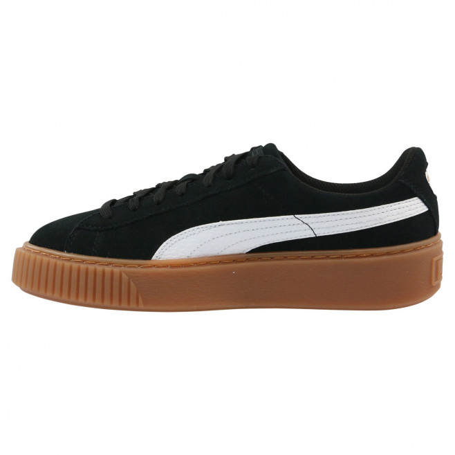 hot sale online 4b209 2afbe Basket Puma Suede Platform Junior - Ref. 363906-02