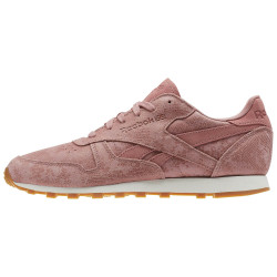 Basket Reebok Classic Leather Clean Exotics - Ref. BS8226