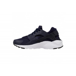 Basket Nike Air Huarache Run Junior - Ref. 654275-410