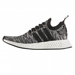 Basket adidas Originals NMD R2 Primeknit - Ref. BY9409