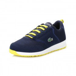 Basket Lacoste Light 117 1 SPJ Junior - Ref. 733SPJ1004NV1