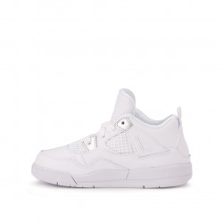 Basket Nike Air Jordan 4 Retro TD Pure Money Bébé