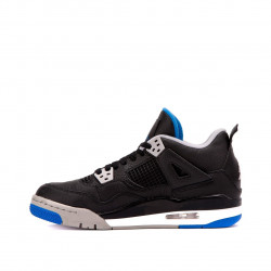 Basket Nike Air Jordan 4 Retro Junior - Ref. 408452-006