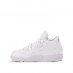 Basket Nike Air Jordan 4 Retro Cadet - Ref. 308499-100