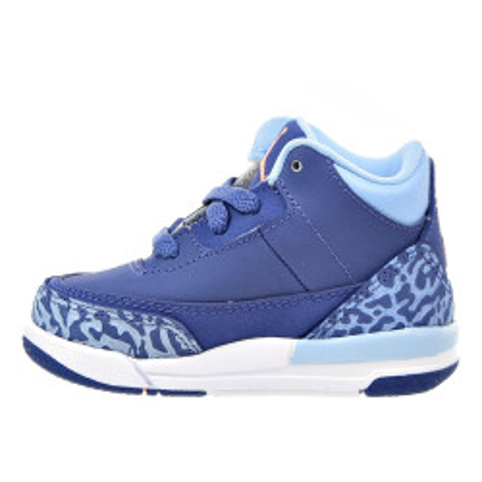 Basket Nike Air Jordan 3 Retro TD Bébé - Ref. 654964-506