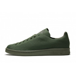 Basket adidas Originals Stan Smith Primeknit - Ref. BZ0120