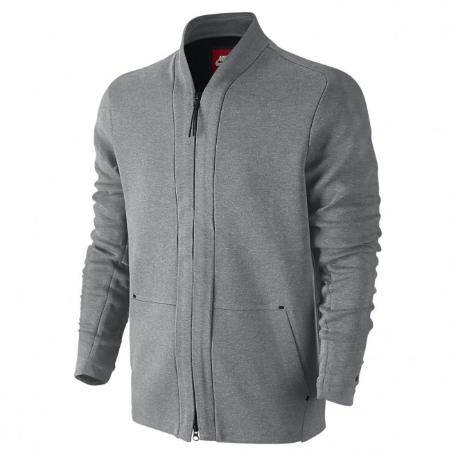 bas prix be701 eb45d Gilet Nike Tech Fleece - 744481-091 - DownTownStock.Com