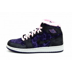 Basket Nike Air Jordan 1 Retro (GS) - 535804-509