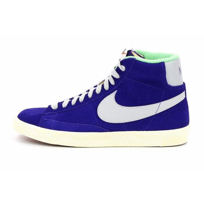 Basket Nike Blazer Mid Premium Suede - 538282-500