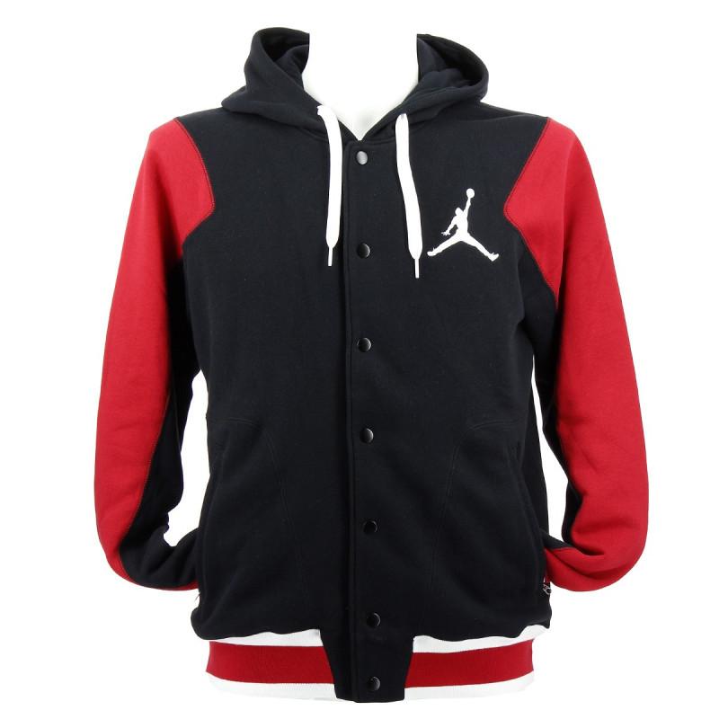 Veste Nike Jordan The Varsity Hoodie - Ref. 547693-011