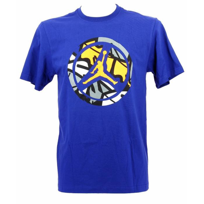 Tee-shirt Nike Jordan 8 Wheeler - Ref. 534774-437