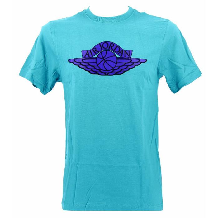 Tee-shirt Nike Jordan Wings Logo - Ref. 558966-375