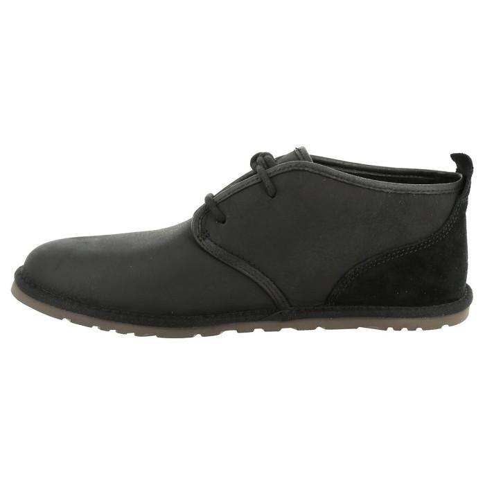 Chaussure UGG Maksim - Ref. MAKSIMCUIR-BLACK