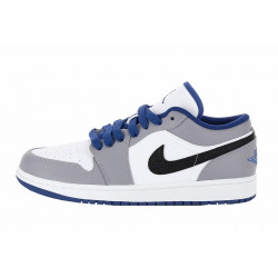 Basket Nike Air Jordan 1 Low - Ref. 553558-103