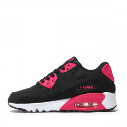 Basket Nike Air Max 90 Leather Junior - Ref. 833376-010