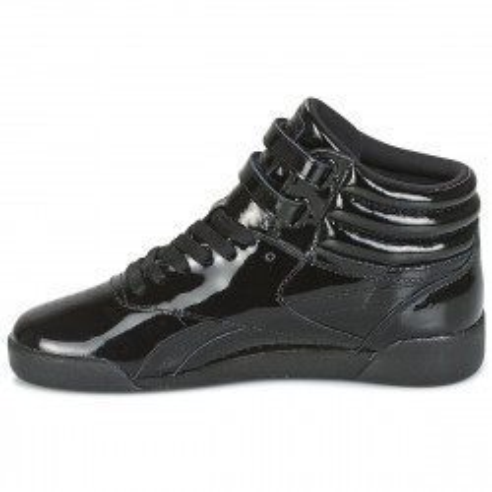 Basket Reebok Freestyle Hi Patent Leather Junior - Ref. CN2077