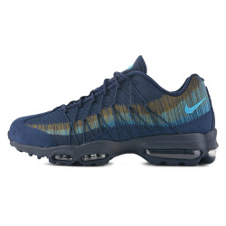 Basket Nike Air Max 95 Ultra Jacquard - Ref. 749771-402