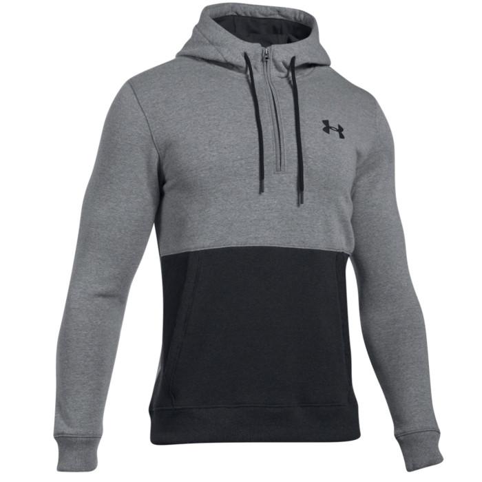 Sweat à capuche Under Armour Threadborne Fleece ½ Zip - Ref. 1299135-025