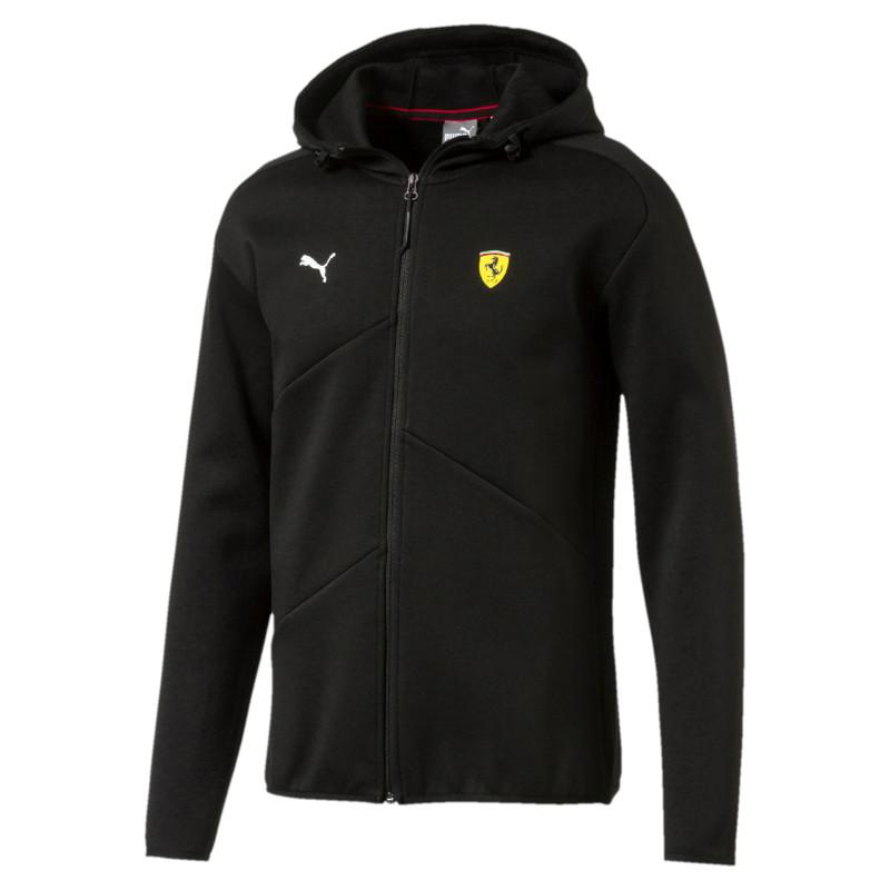 762384 Puma 02 Sweat Scuderia Ferrari Capuche À Ref WYfPwF8q