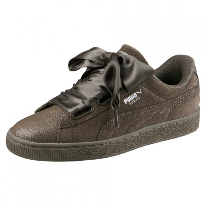 Basket Puma Suede Heart Bubble - Ref. 366441-03