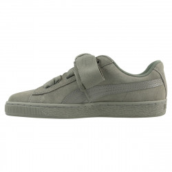 Basket Puma Suede Heart Snake Junior - Ref. 364918-04