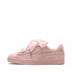 Basket Puma Suede Heart Bubble - Ref. 366441-02