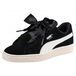 Basket Puma Suede Heart Jewel Junior - Ref. 365138-03