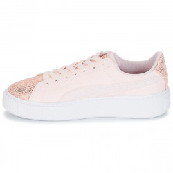 Basket Puma Platform Canvas - Ref. 366494-02