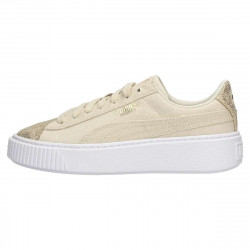 Basket Puma Platform Canvas - Ref. 366494-01
