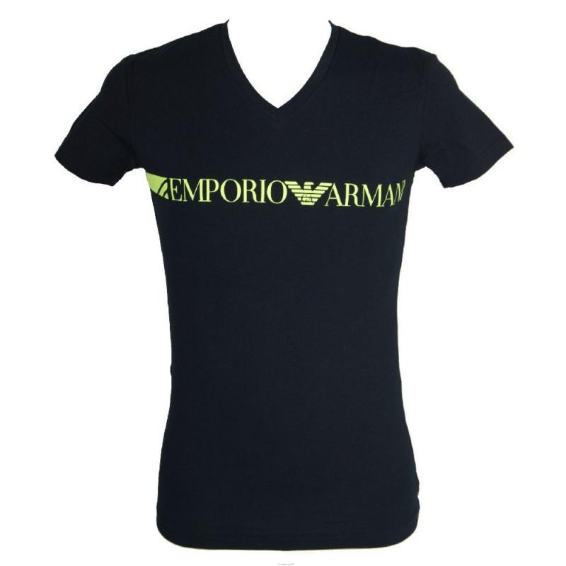 5d36a82ac83 Tee-shirt EA7 Emporio Armani V-Neck - Ref. 110810-8P525-00135 ...