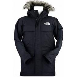 Parka The North Face Mc Murdo (Noir) - Ref. T0A8XZJK3