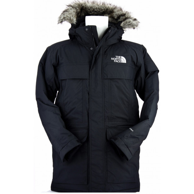 Parka The North Face Mc Murdo (Noir) - T0A8XZJK3