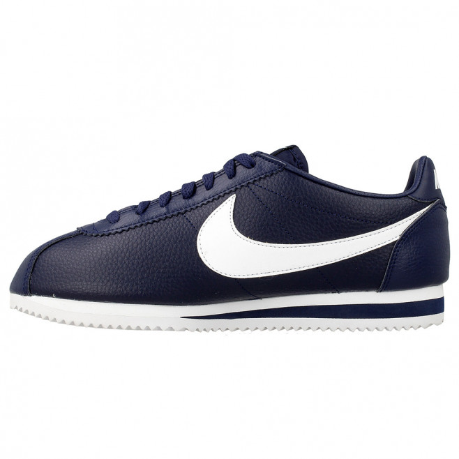 newest e552d 85ae9 Basket Nike Classic Cortez Leather - Ref. 749571-414. Loading zoom
