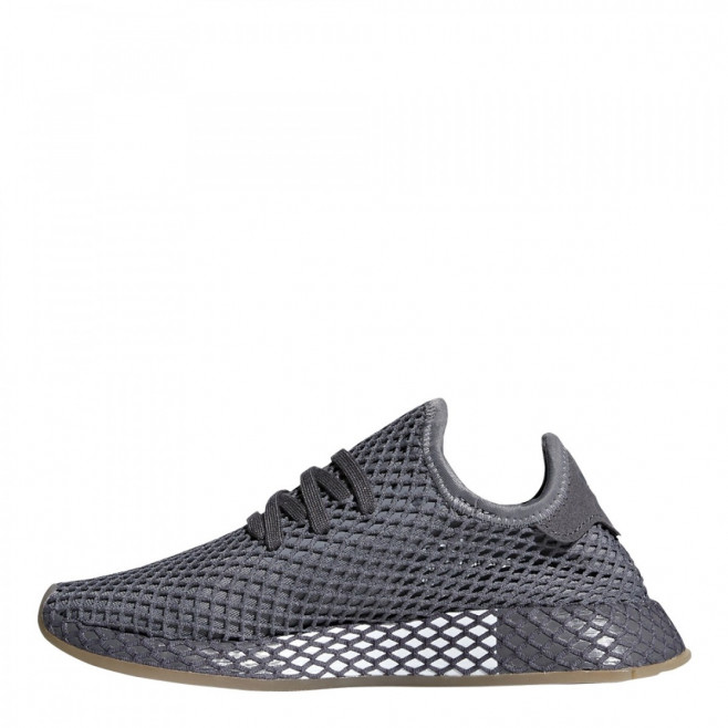 new concept 26fd8 5d0ad Basket adidas Originals Deerupt Runner Junior - Ref. DA9609. Loading zoom