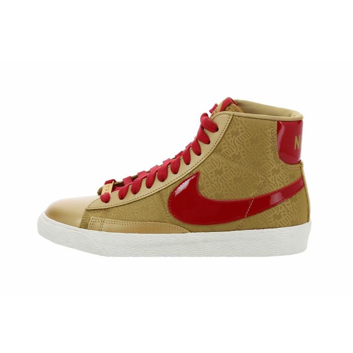 Basket Nike Blazer Mid Yoth - 631663-706