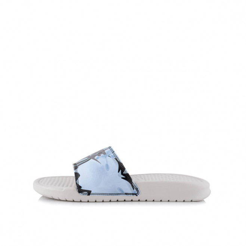 Sandale Nike Benassi Just Do It Print - Ref. 618919-015