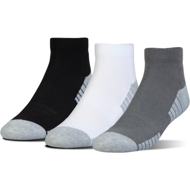Pack 3 paires de chaussettes Under Armour HeatGear Tech Locut - Ref. 1312430-040
