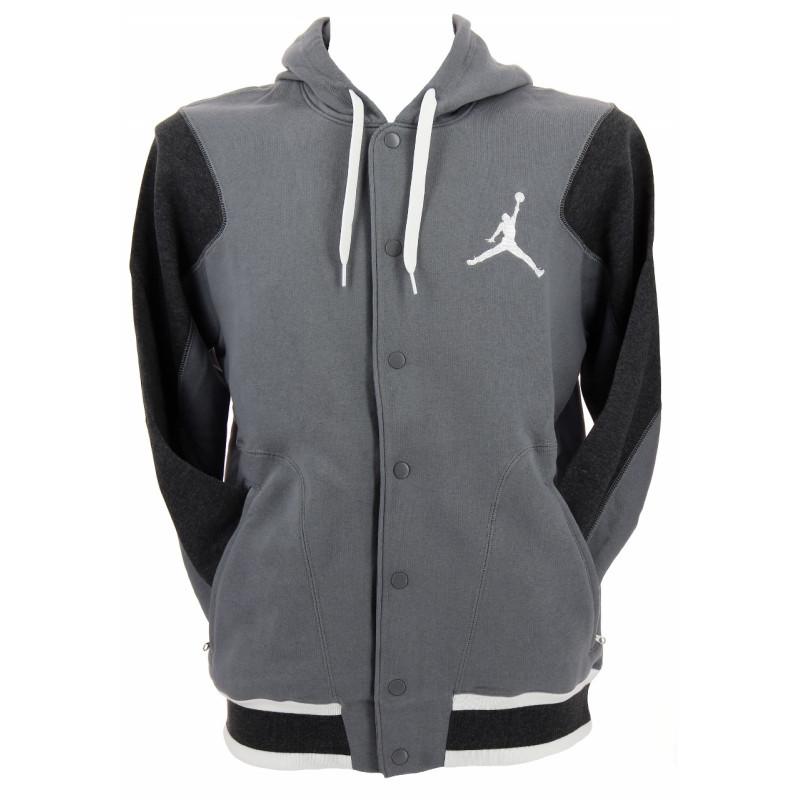 Veste Nike Jordan The Varsity Hoodie 2.0 - Ref. 547693-065