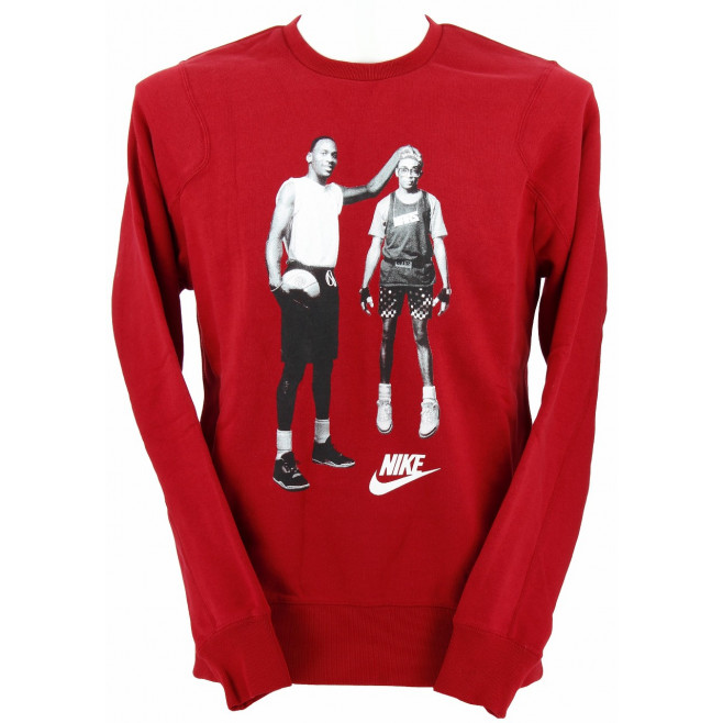 Sweat Nike Jordan Mike and Mars Fleece - Ref. 547675-695