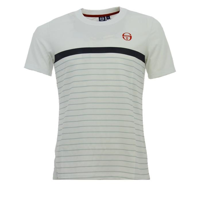 Teeshirt Sergio Tacchini Ishen - 37690-113-ISHEN-TEE-SHIRT