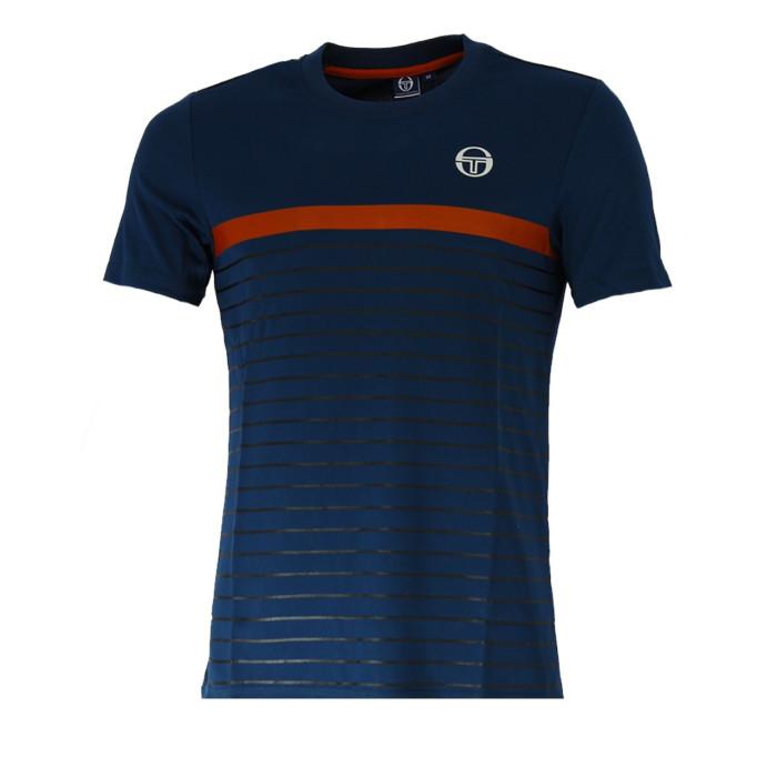 Teeshirt Sergio Tacchini Ishen - 37690-270-ISHEN-TEE-SHIR