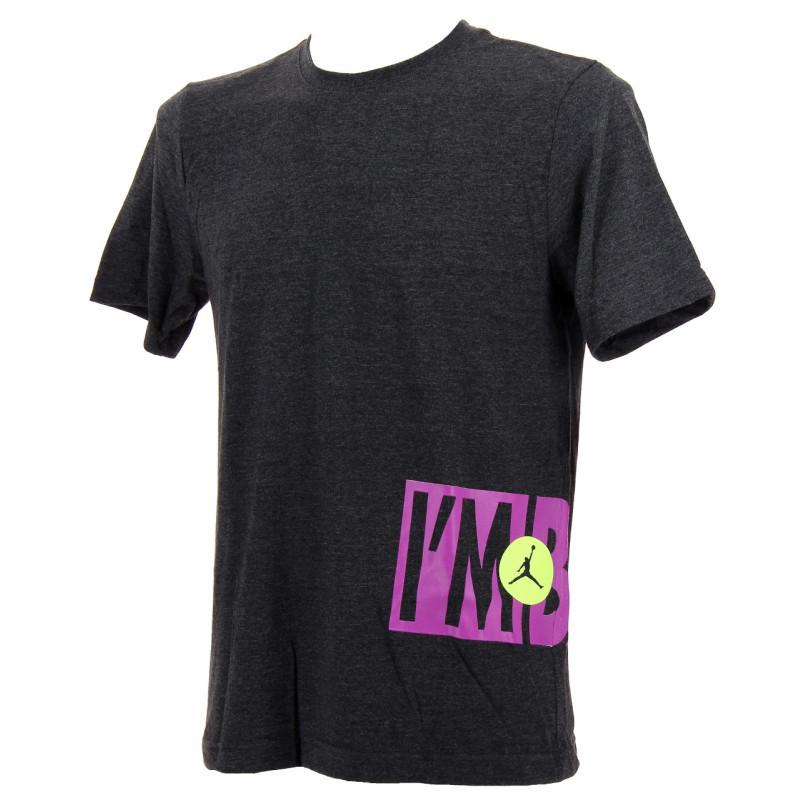Tee-shirt Nike Jordan X Back - 576788-033