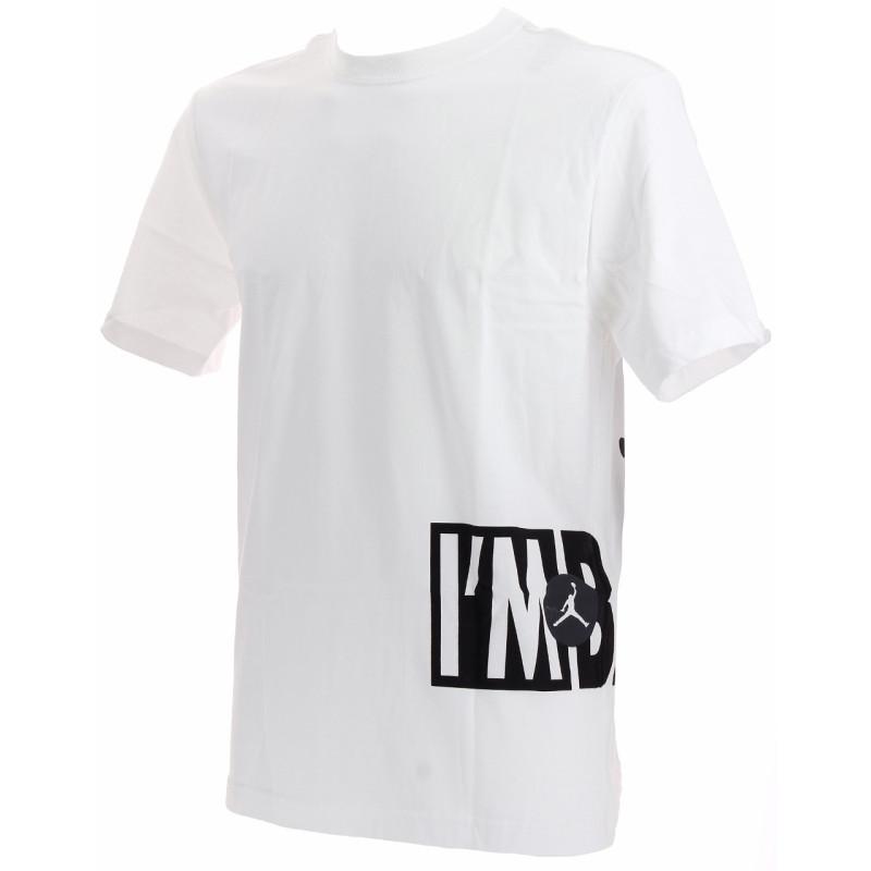 Tee-shirt Nike Jordan X Back - 576788-100